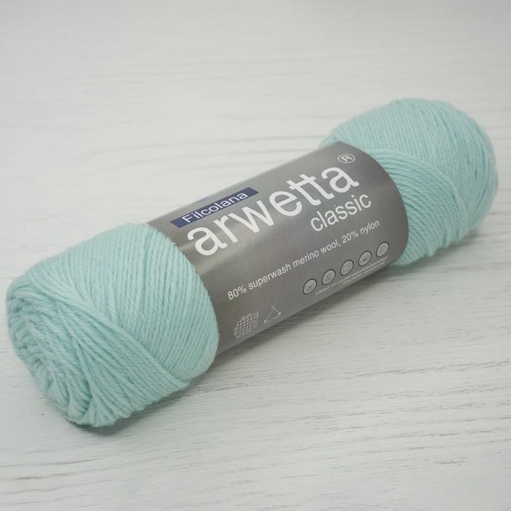 Filcolana Arwetta Classic цвет 197 Aqua