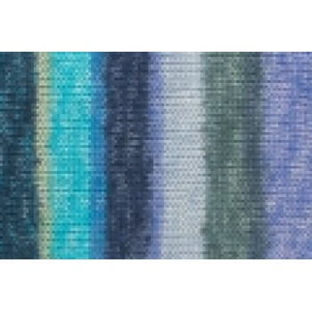 Gruendl Hot Socks Madena 6-fach, 150г/375м, цвет 08 baltic-sea-mix