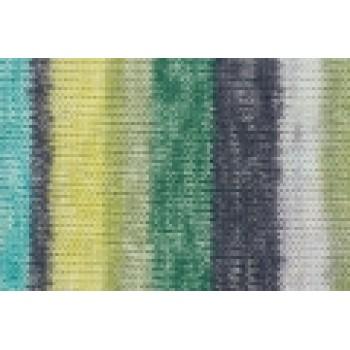 Gruendl Hot Socks Madena 6-fach, 150г/375м, цвет 02 neptun-color-mix