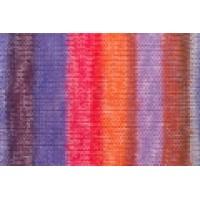 Gruendl Hot Socks Madena 6-fach, 150г/375м, цвет 03 tutti-frutti-mix