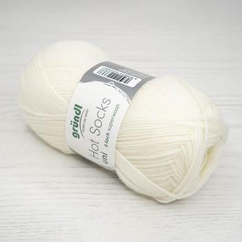 Gruendl Hot Socks Uni 50, 50г/210м, цвет 29