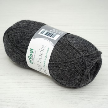 Gruendl Hot Socks Uni 50, 50г/210м, цвет 05