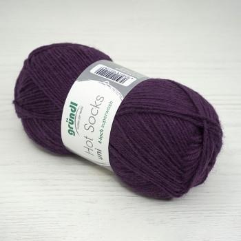 Gruendl Hot Socks Uni 50, 50г/210м, цвет 65