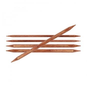Спицы чулочные 15 см KnitPro GINGER