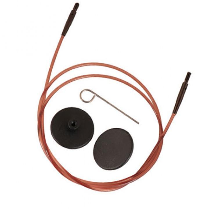 Леска (тросик) для съемных спиц KnitPro GINGER