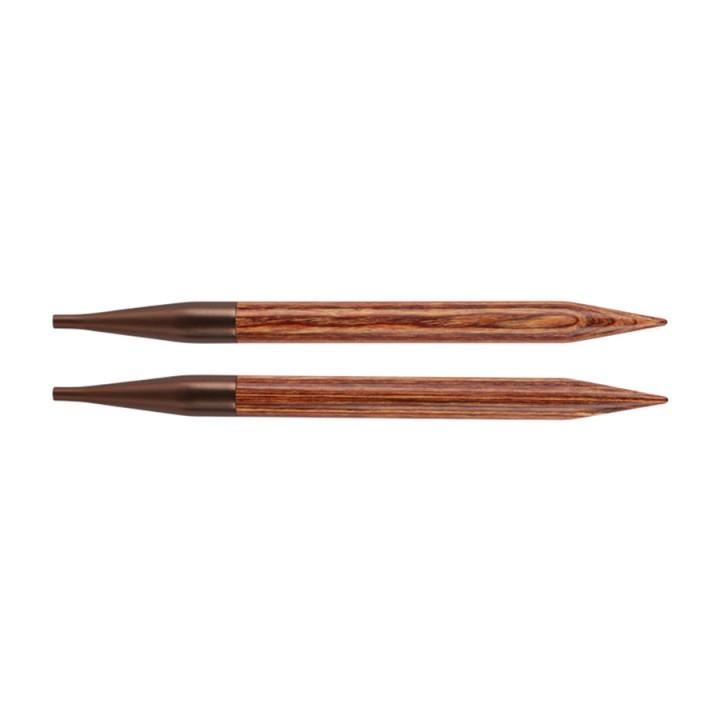 Спицы съемные KnitPro GINGER, укороченные