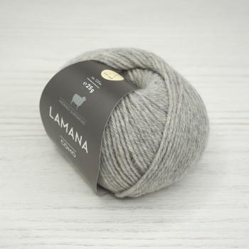 Lamana Como цвет 42 M светло-серый
