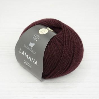 Lamana Como цвет 16 бордовый