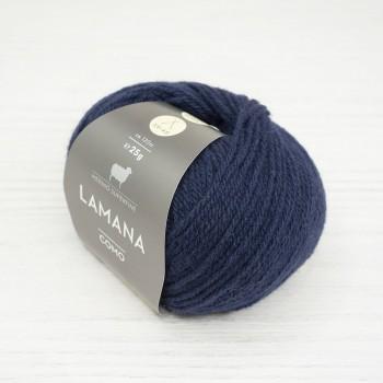 Lamana Como цвет 11 морской, тёмно-синий