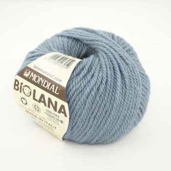 Mondial BIO LANA цвет 131 голубой