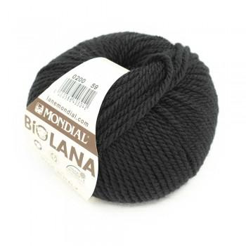 Mondial  BIO LANA цвет 200 черный