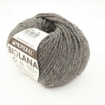 Mondial BIO LANA цвет 344 серый