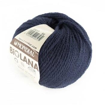 Mondial BIO LANA цвет 417 темно синий