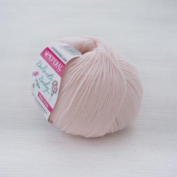 Mondial Delicata Baby, 50г/215м, цвет 0302