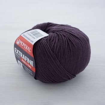 Mondial Extrafine цвет 205 баклажан