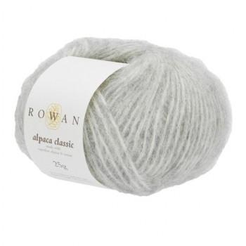 Rowan Alpaca Classic цвет 101
