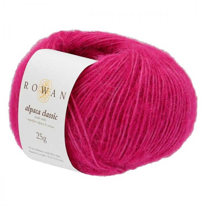 Rowan Alpaca Classic цвет 124