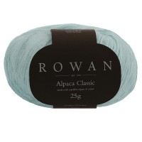 Пряжа Rowan Alpaca Classic 57% альпака 43% хлопок 25г 120м