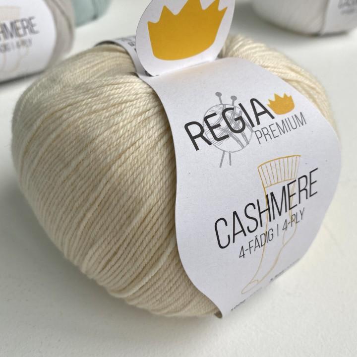 Regia Cashmere цвет 03 топленое молоко