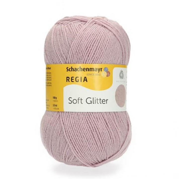 Regia Soft Glitter цвет 31 dusky pink