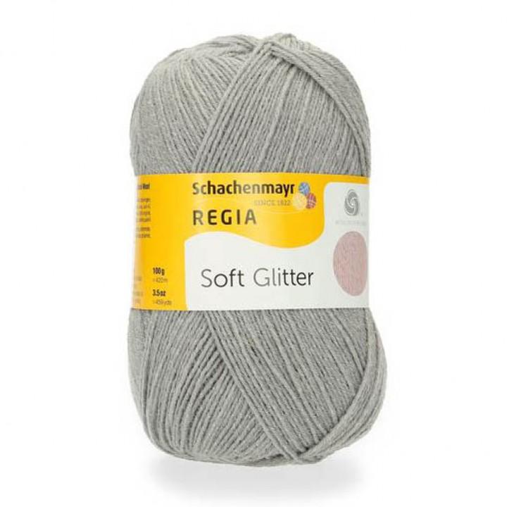 Regia Soft Glitter цвет 51 silverblue