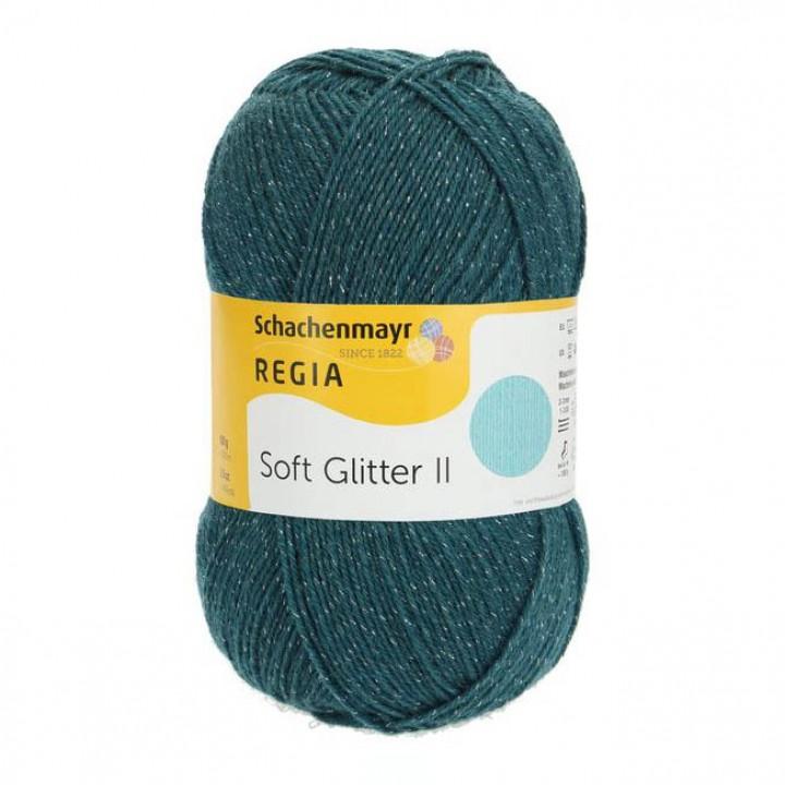 Regia Soft Glitter цвет 65 teal